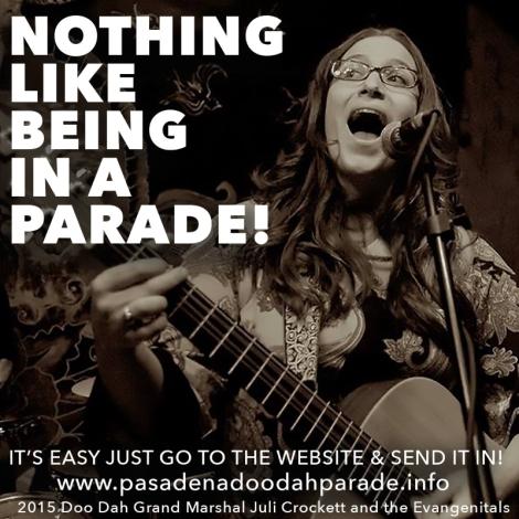 NothingLikebeinginAparade