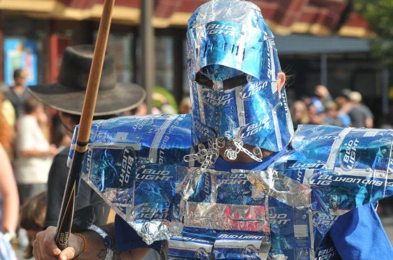 Pasadena Doo Dah knight