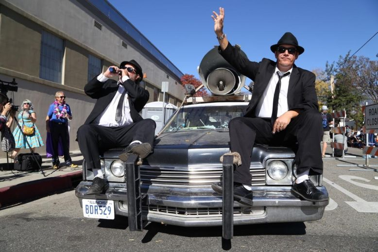 Blues Brothers Doo Dah style