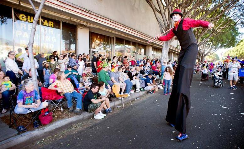 2015 Pasadena Doo Dah Parade