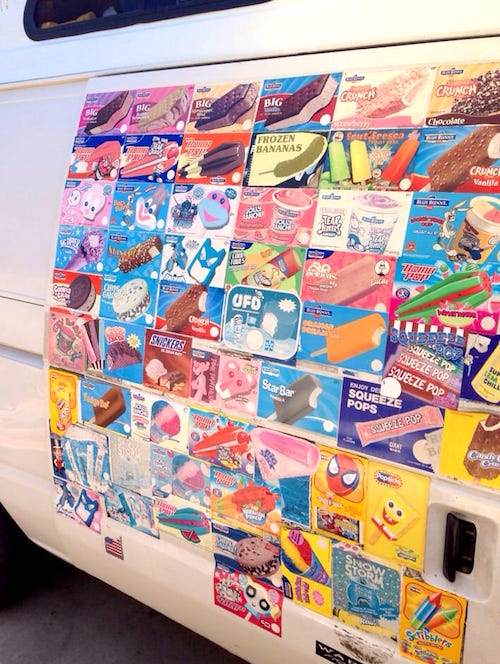 Big Nash Ice Cream Truck