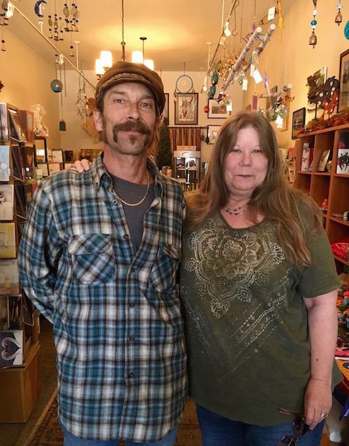 Scott and Lori Elliott Webster
