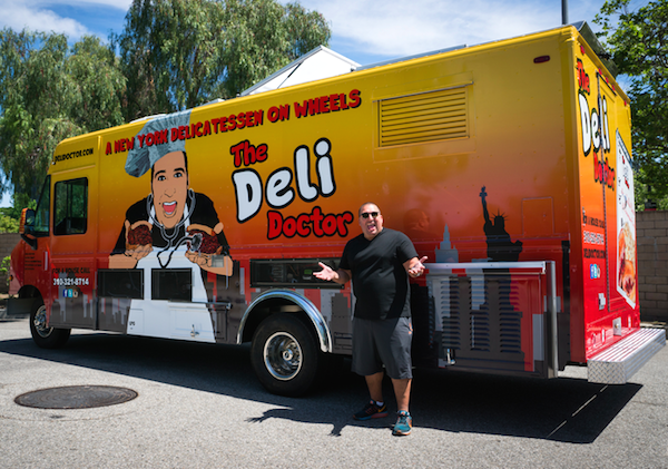 Deli Doctor Food Truck