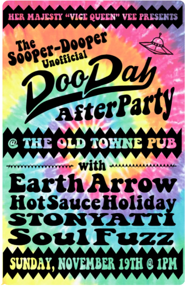 Old Towne Pub Doo Dah After Party