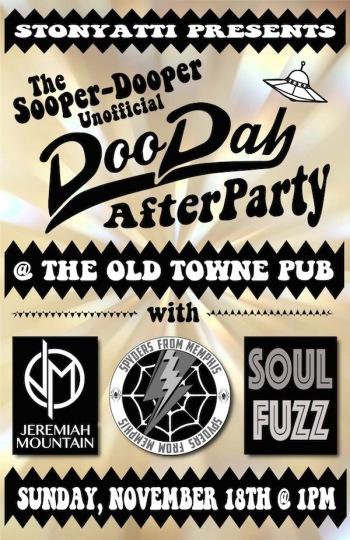 Old Towne Pub Doo Dah Party 2018